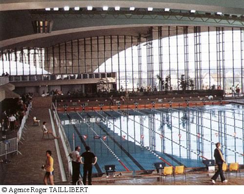 Piscine du plateau de kirchberg luxembourg for Badanstalt piscine luxembourg